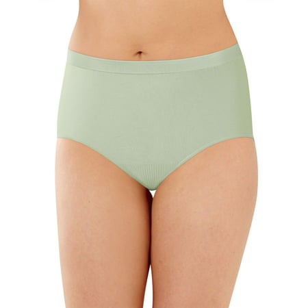 39ddb0dcd597 Bali - Bali Comfort Revolution Womens Microfiber Seamless Brief - Best-Seller,  8/9 - Walmart.com