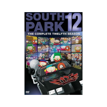 South Park: The Complete Twelfth Season (DVD)