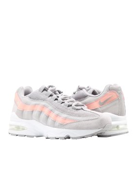 832be4bda6e9 Product Image Nike Air Max  95 LE (GS) Atmosphere Grey Pink Big Kids Running