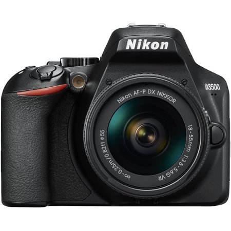 Nikon D3500 DSLR Camera with 18-55mm Lens (Black) 1590