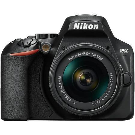 Nikon D3500 DSLR Camera with 18-55mm Lens (Black) 1590