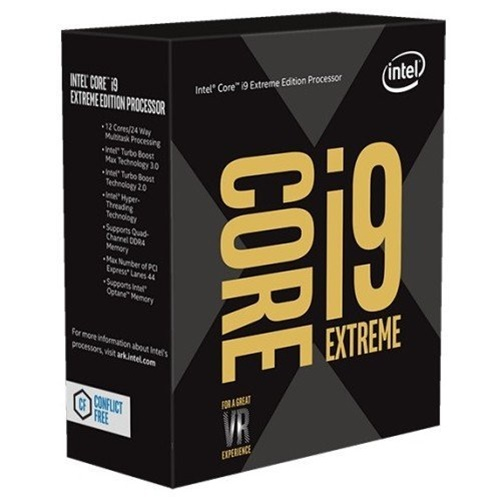 Intel Core i9-7980XE Extreme Edition Processor Tray by Intel