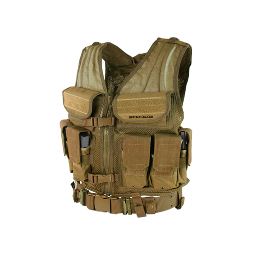 ELITE TACTICAL VEST COYOTE