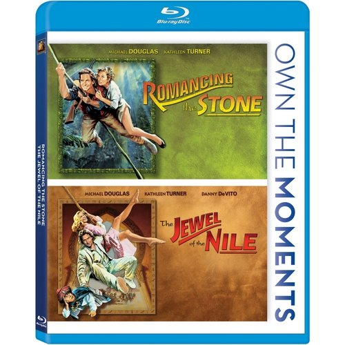 Romancing The Stone / Jewel Of The Nile (Blu-ray) (Widescreen)