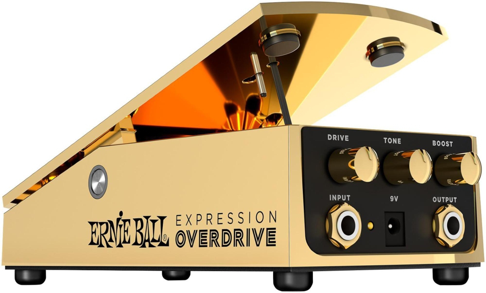 Ernie Ball 6183 Expression Overdrive Pedal by Ernie Ball