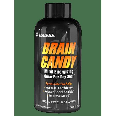 125 Ml Tin - Brain Candy® Caffeine Free - 16 (125 ml)