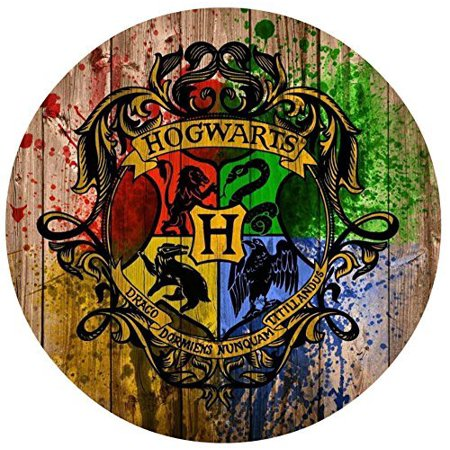 Harry Potter Hogwarts Edible Image Photo Sugar Frosting Icing Cake Topper Sheet Birthday Party