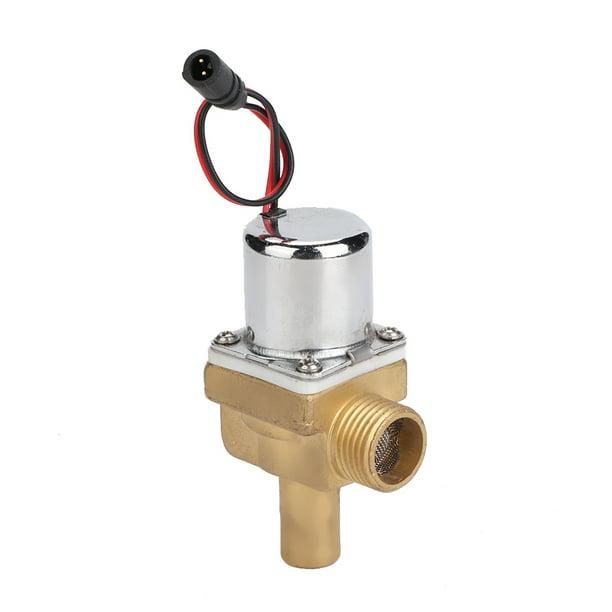 B Solenoid Valve Home Bathroom Copper Urinal Sensor 6V Solenoid Valve Maintenance Accessory