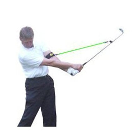 Perfect Release Regular Tension Golf Club Swing Plane Trainer Aid ()