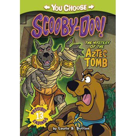 You Choose Stories: Scooby Doo: The Mystery of the Aztec Tomb - Daphne Scooby Doo Boots