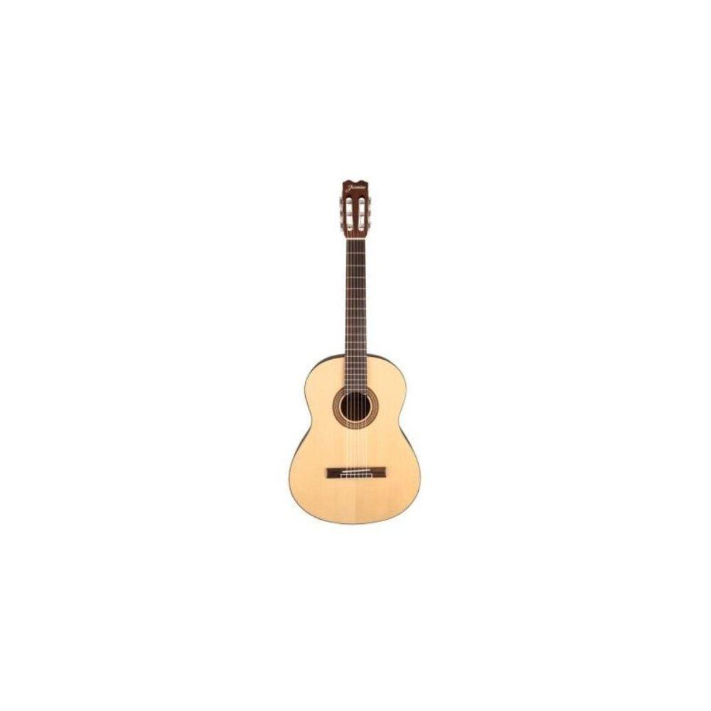 jasmine jc25-nat j-series classical guitar, natural by
