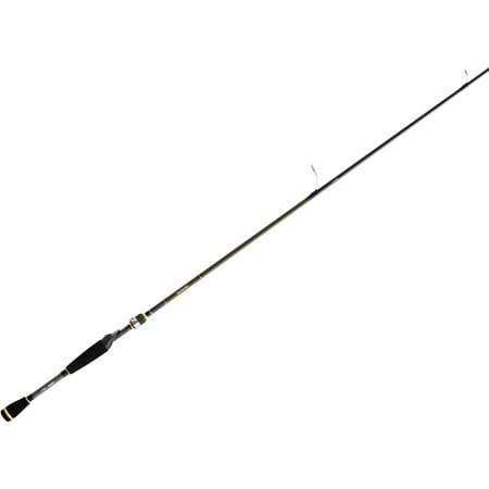 Daiwa aird x braiding x spinning rod 7 39 length 1 piece for Light action fishing rod