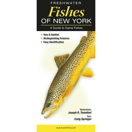 Freshwater Fishes of New York : A Guide to Game Fishes ()