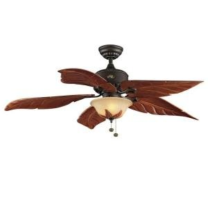 Hampton Bay Antigua 56 in. Ceiling Fan by The Home Depot