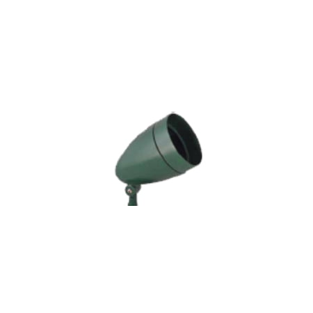 Rab lighting lflood led 13w bullet verde green outdoor for Bullet landscape lights