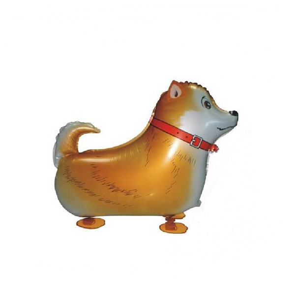 18 inch Dog Party Foil Balloon 46 cm Birthday Party Event Decoration