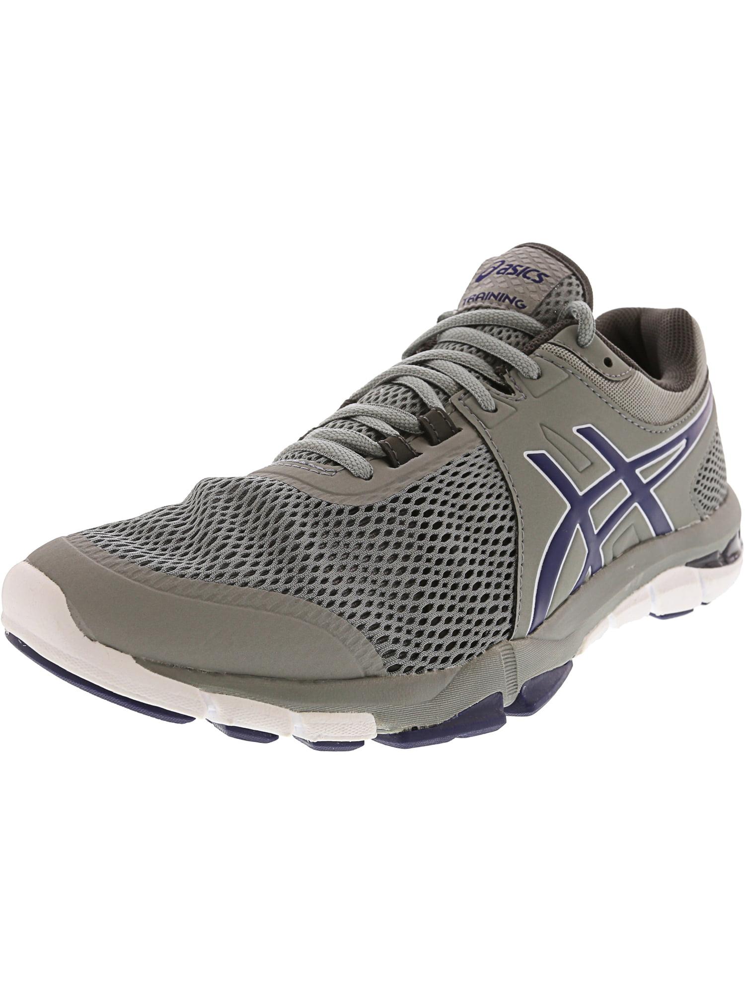 ASICS ASICS Gel Craze TR 4 Training Shoe 11.5M Stone Grey Blue Print