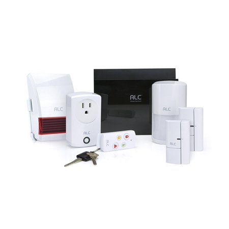 ALC ALC-AHS616 Wireless Security System Kit White