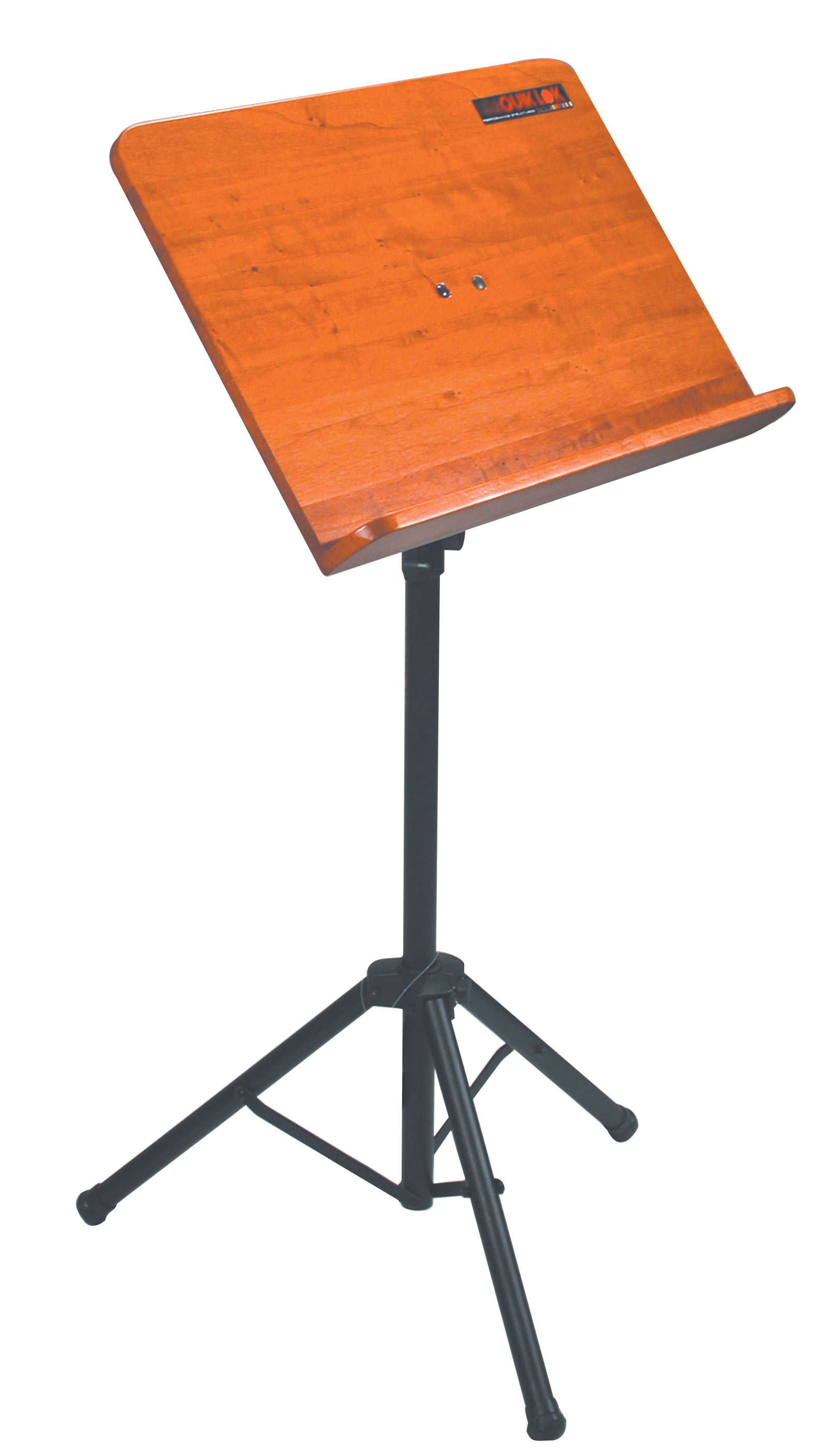QUIK LOK MS-332 Wood Music Stand by Quik Lok