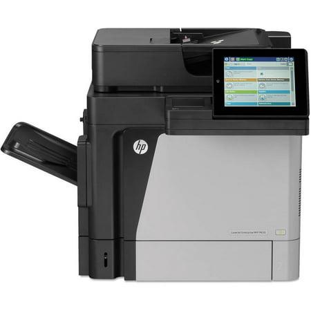 HP LaserJet Enterprise M630h Multifunction Laser Printer Copier Scanner Fax Machine by