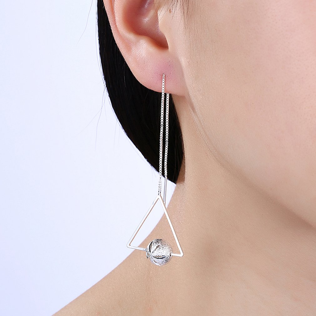 c44418ca5da8f ICOCO Geometric Shape Fashion Jewelry Woman Earrings Romantic ...