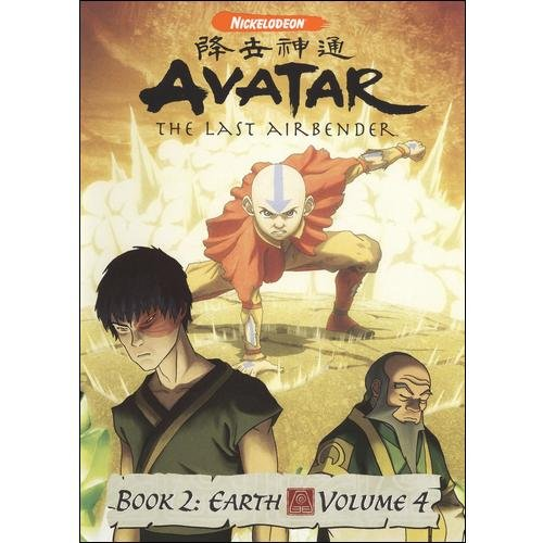 Avatar - The Last Airbender: Book 2: Earth, Volume 4 (Full Frame)