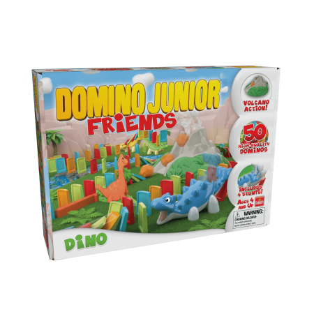 Domino Junior Dino - Gas Domino