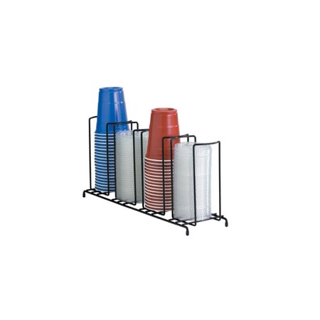 (Dispense-Rite Lid/Cup Organizer wire rack - WR-4)