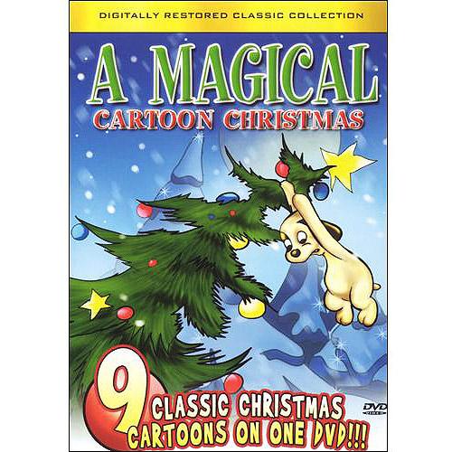 A Magical Cartoon Christmas by