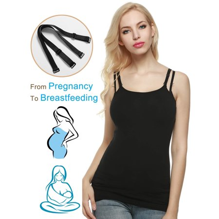 9ee62f1bbfcd5 Stylish Women s Maternity Dream Nursing Tank Mother s Breast Feeding ...