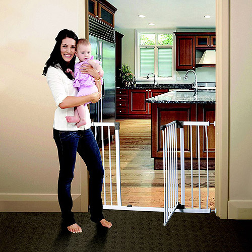 "Dreambaby Liberty Auto-Close, Smart Stay-Open 39""-42.5"" Baby Gate"