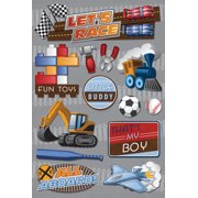 Cardstock Stickers-That's My Boy