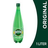 Perrier Carbonated Mineral Water, 33.8 fl oz. Plastic Bottle