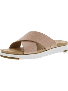fe7410f5e Product Image Ugg Women s Kari Metallic Rose Gold Leather Sandal ...