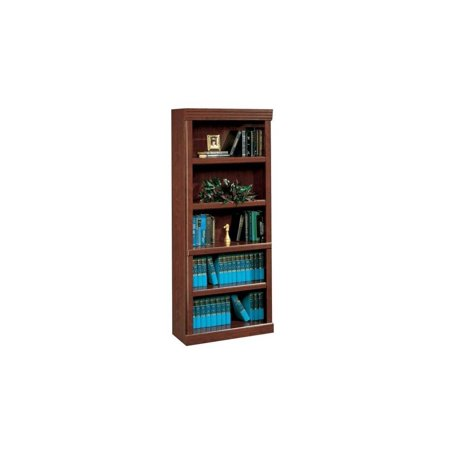 Heritage Hill 5 Shelf Bookcase in Classic Cherry Finish
