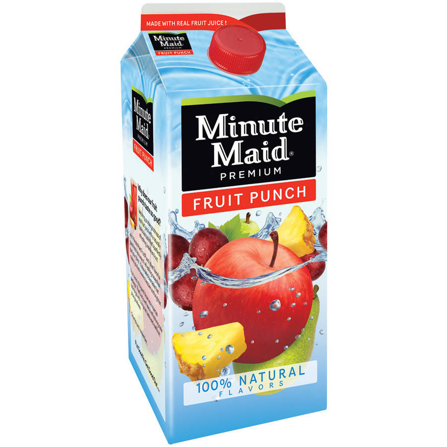 Minute Maid Premium Fruit Punch, 59 fl oz