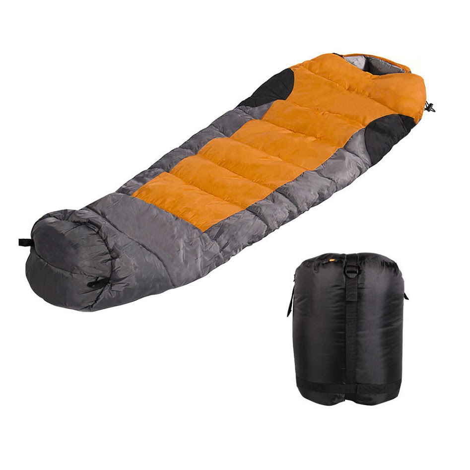 adult sleeping bags Portable Compact Outdoor Adult Warm Sleeping Bag For Camping Travel Hiking