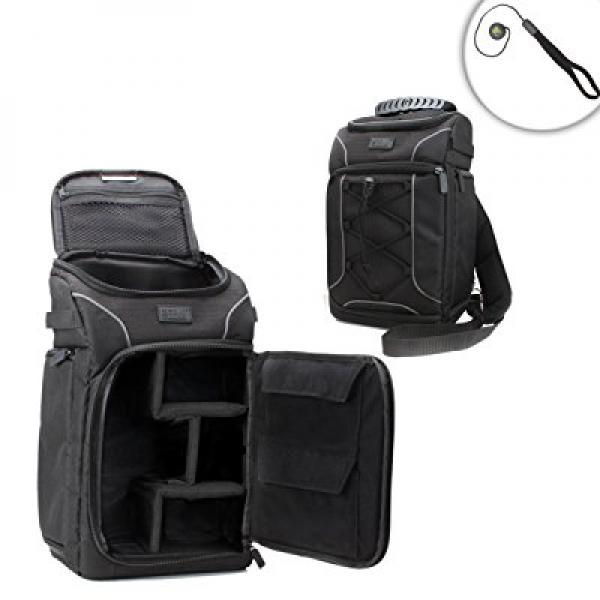 DSLR Camera Bag with Carrying Sling , Waterproof Cover an...