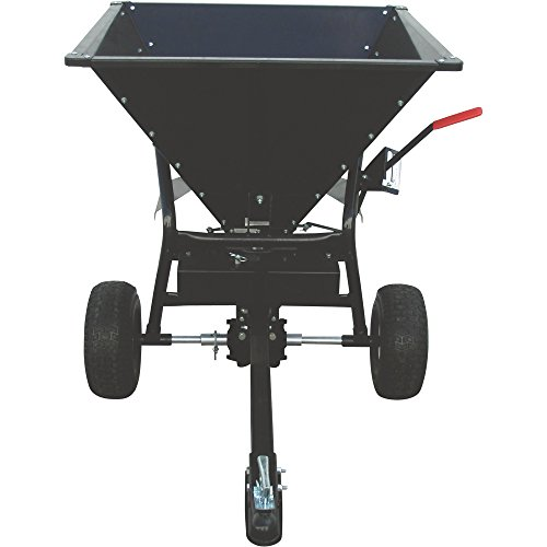 Field Tuff FTF-350TST Steel Ground Driven Spreader, 350 lbs