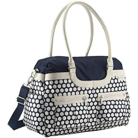 JJ Cole Collections Satchel Diaper Bag - Navy