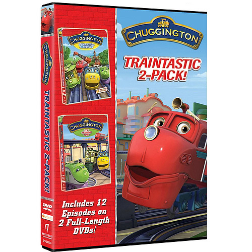 Chuggington: Traintastic 2-Pack - Chuggers To The Rescue / It's Training Time (Widescreen)
