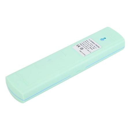 Garosa Portable Toothbrush Sterilizer, UV Toothbrush Cleaner,USB / Battery Charging Antibacteria UV Light Portable Toothbrush Sterilizer Cleaner - image 1 de 7