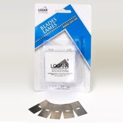 LOGAN 270 Bevel/Straight Replacement Blades 100/Pack