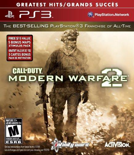 Call of Duty Modern Warfare 2 (PS3) - Pre-Owned