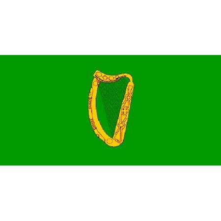 3x5 Leinster Flag Irish Province Banner Ireland Pennant Indoor Outdoor 3x5 Foot