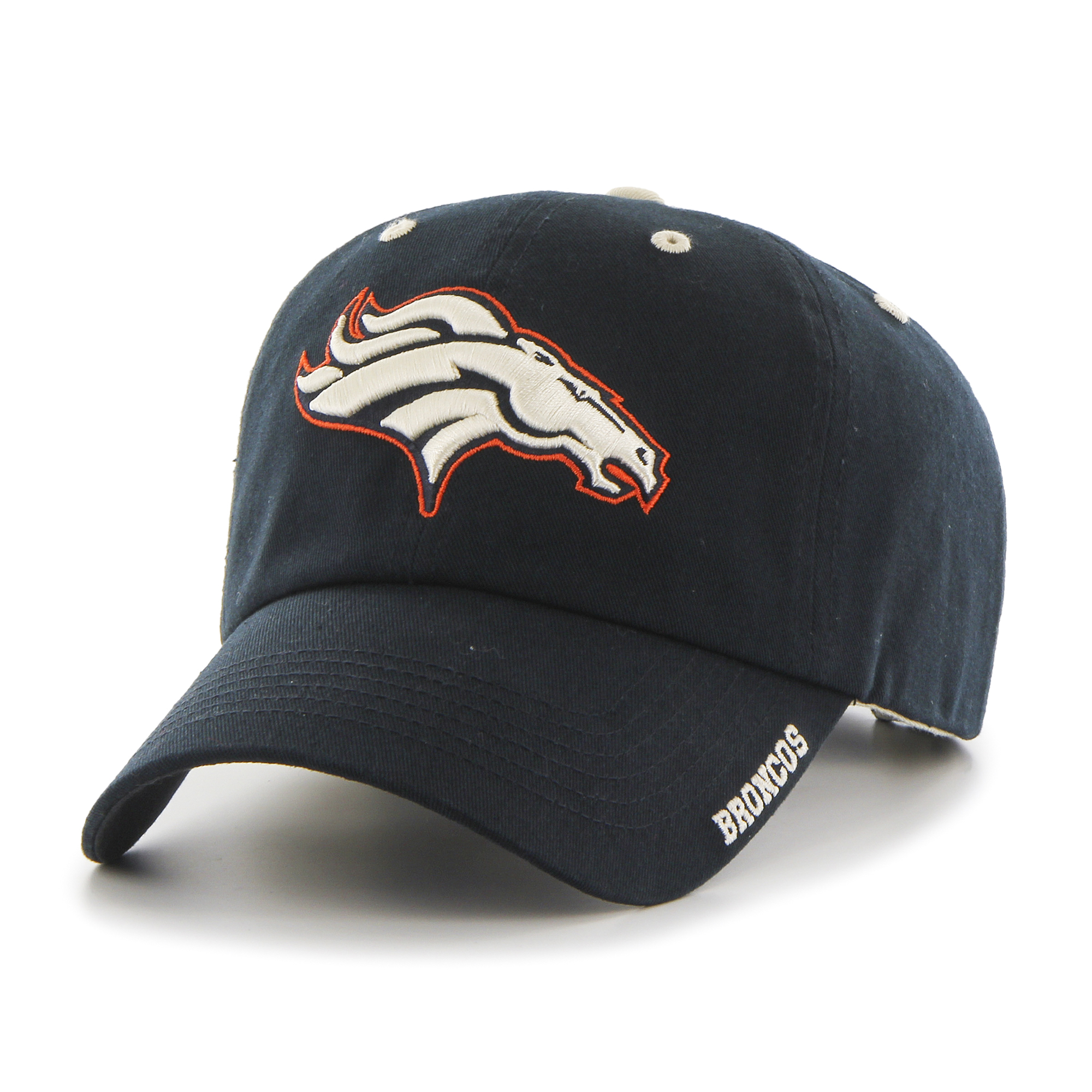 NFL Denver Broncos Ice Adjustable Cap/Hat by Fan Favorite
