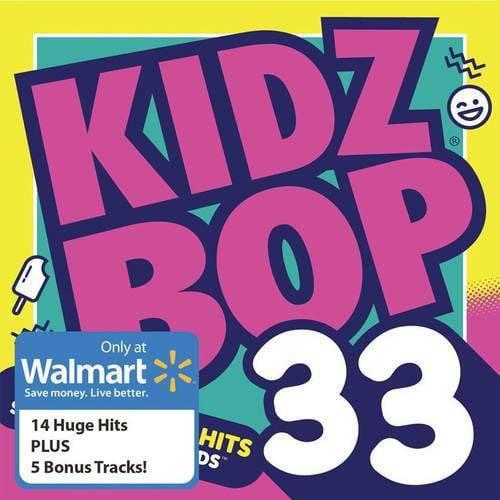 Kidz Bop: 33 (Walmart Exclusive)