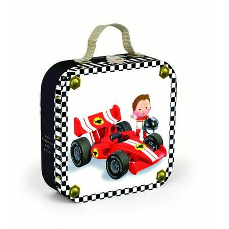 Janod Gabin's Formula 1 Car Puzzles