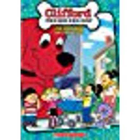 Clifford: New Baby on the Block](Clifford's Halloween Cartoon)