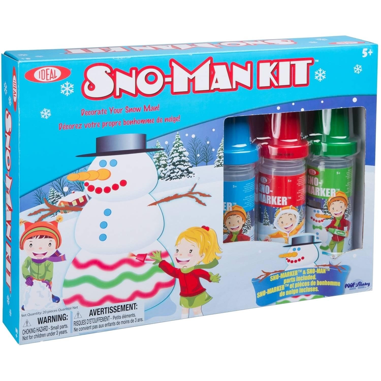 Ideal SnoMarker Sno-Man Kit - Walmart.com